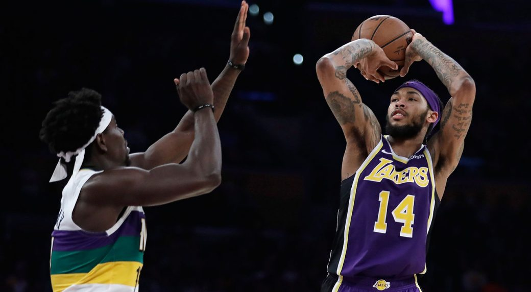 Lakers' Ingram expected to miss remainder of season