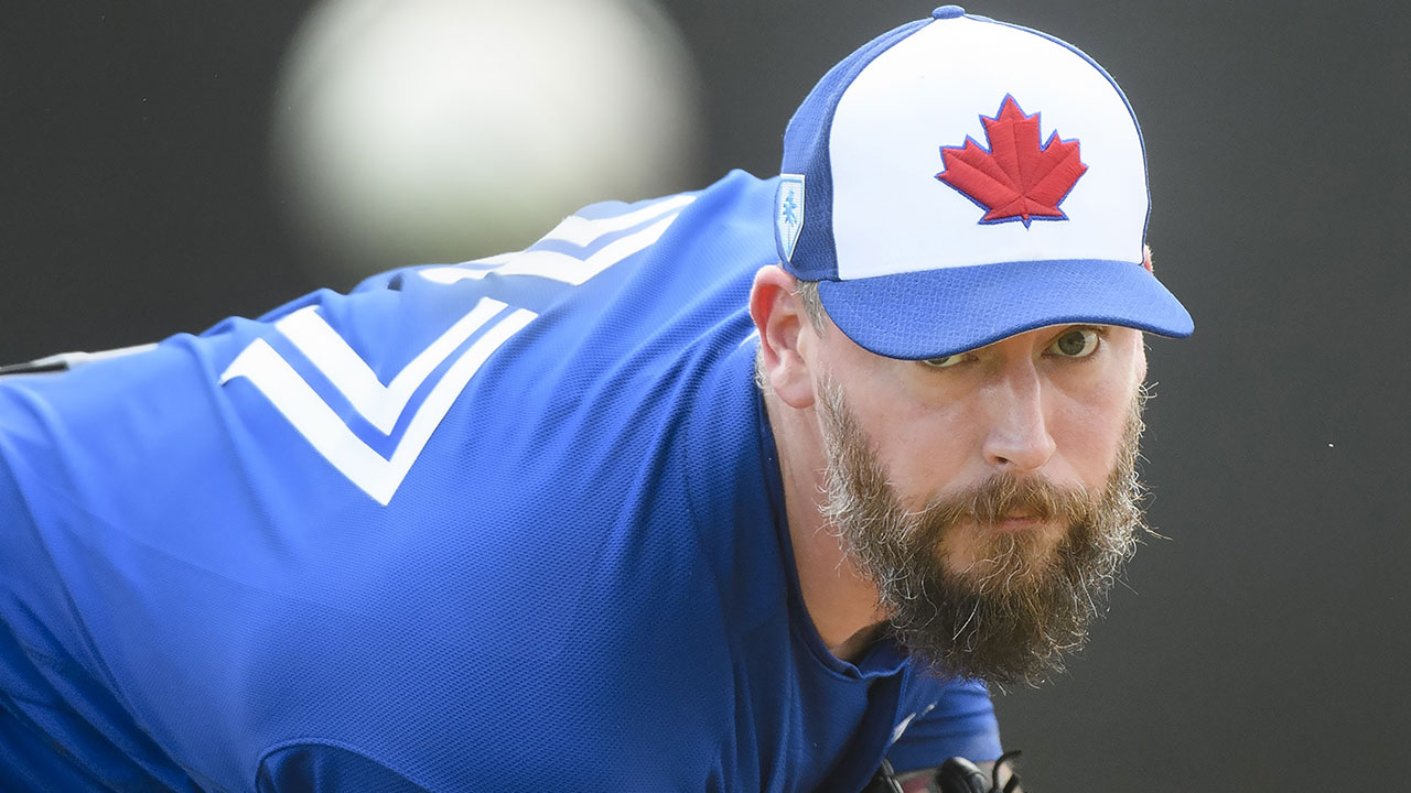 e2ee14499 Toronto Blue Jays pitcher John Axford. (Nathan Denette CP)