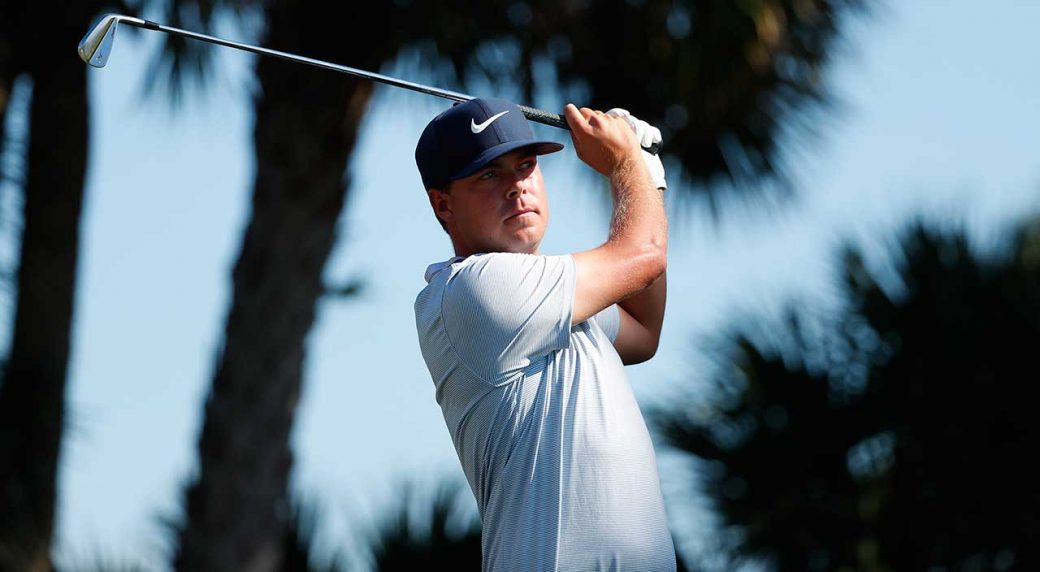 Mitchell snatches maiden PGA Tour title