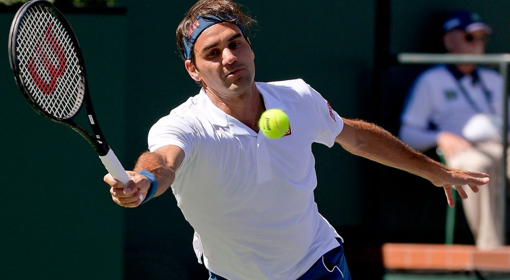 49f29479 Federer, Nadal on collision course in semis at Indian Wells ...