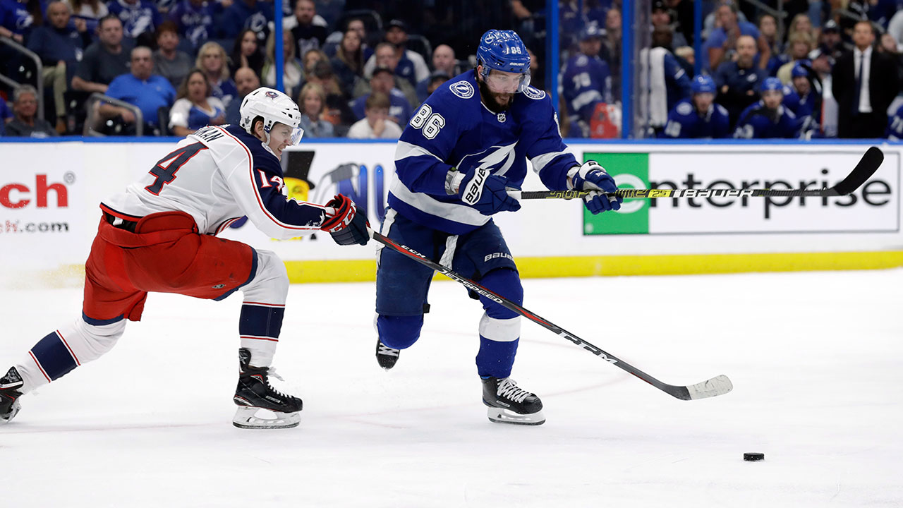 Kucherov Handed Very Light-ning Suspension For Cheap Shot