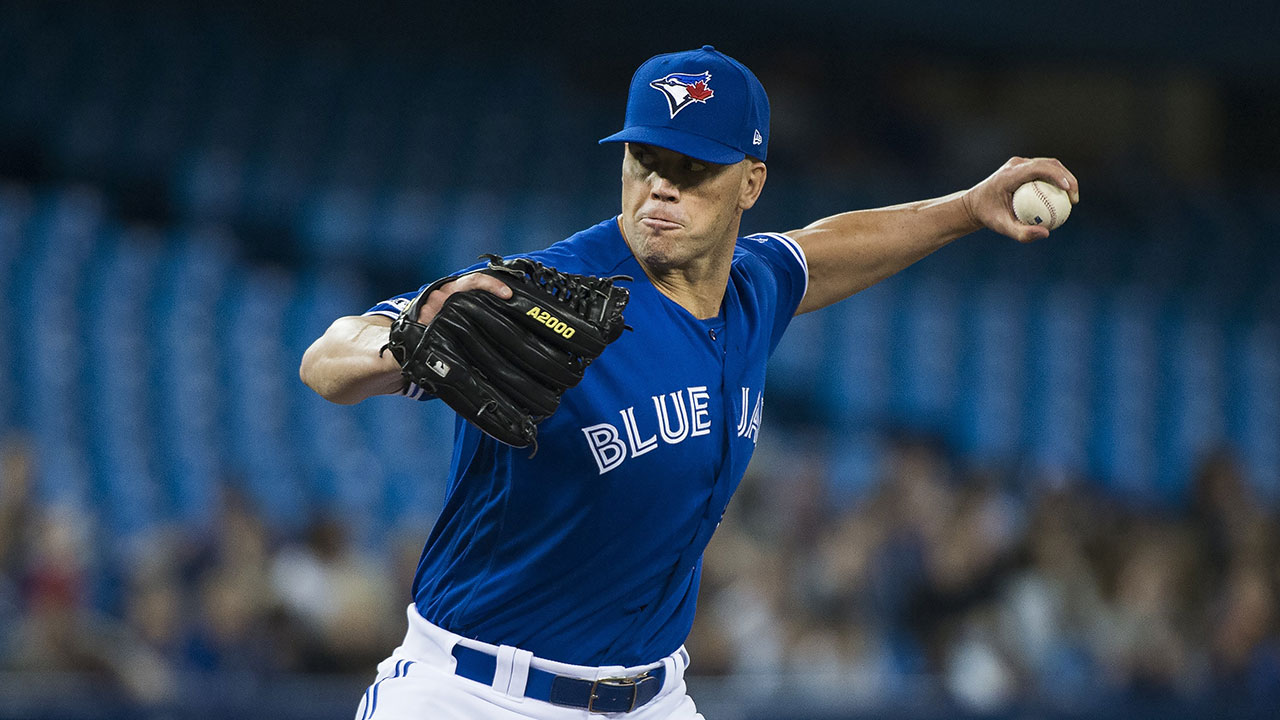 MLB Live Tracker: Blue Jays vs. Red Sox