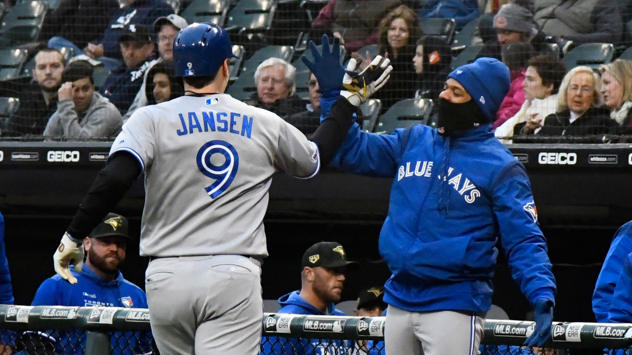 Guerrero Jr., Jansen homer to lead Blue Jays past White Sox - Sportsnet.ca