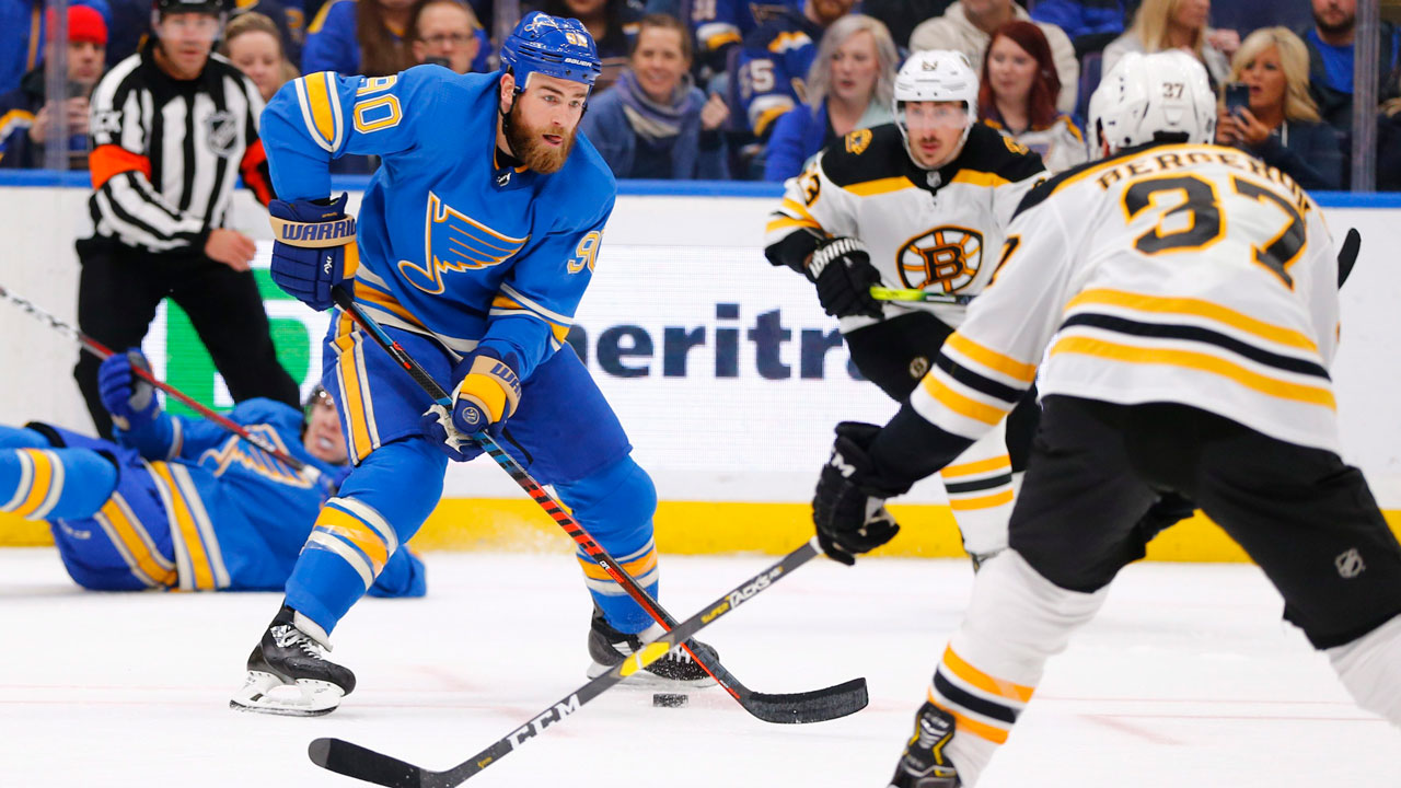 2019 Stanley Cup Final between Bruins, Blues to begin May 27