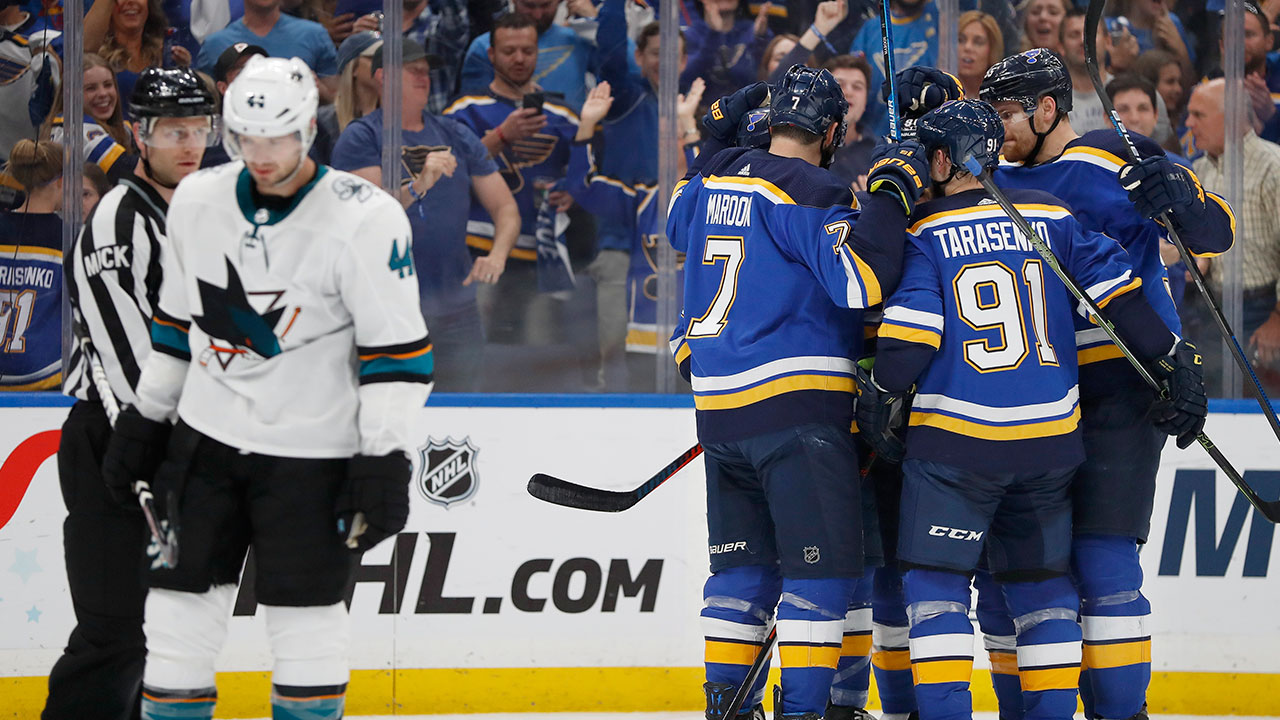 Binnington really has been that good. Sets Blues record in huge Game 4 victory