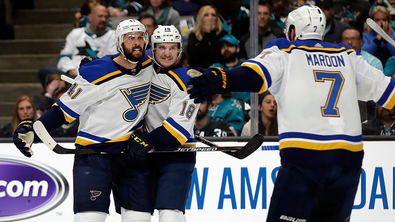 All's well that ends well. The Blues struggled in Game 1, but tie the series up heading back to St. Louis