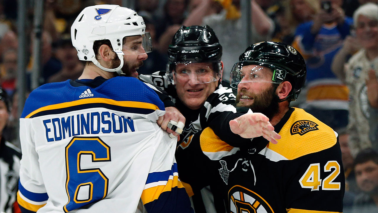 dd6e5afab63 Stanley Cup Game 6 Notebook: Bruins make curious line change ...