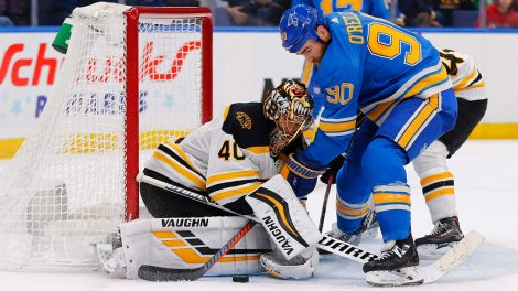 bruins-tuukka-rask-makes-save-on-blues-ryan-oreilly