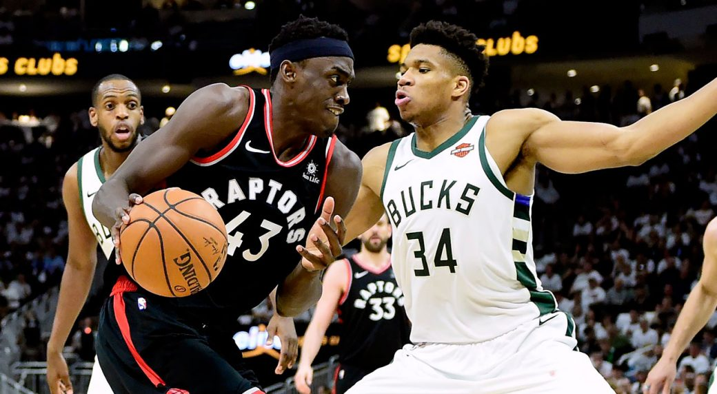 Toronto Raptors hold off Milwaukee Bucks in 2OT