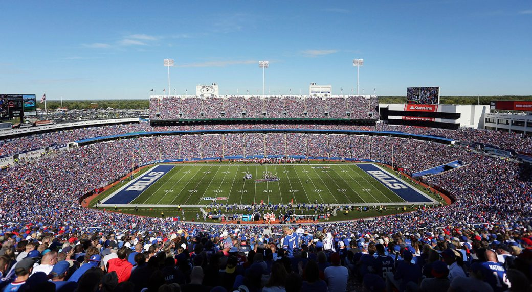 Bills owner: Fan related costs factor into stadium decision  for sale