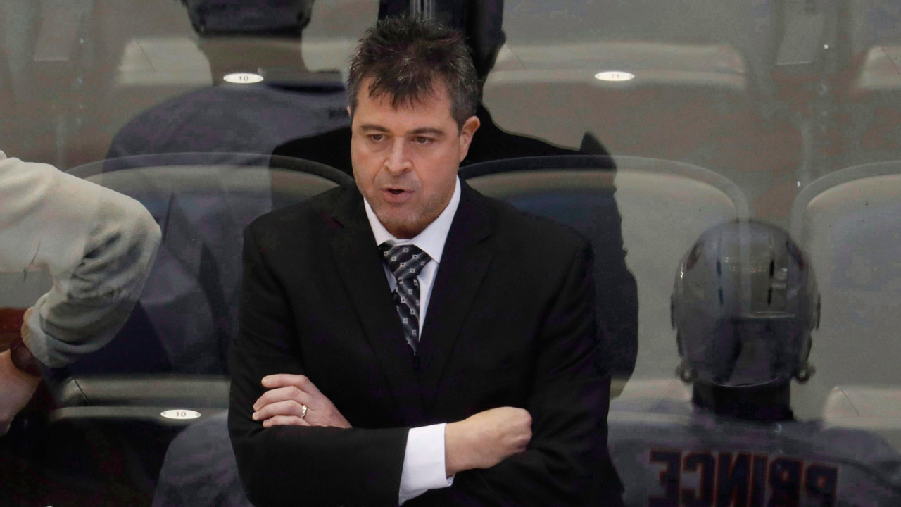 Ottawa Senators hire Jack Capuano as associate coach