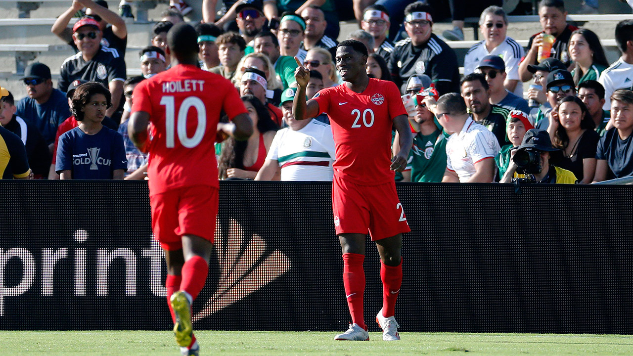 TFC's Jonathan Osorio: Canada 'gelling together at the right time'